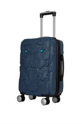 IT Luggage 2251 ABS Büyük Boy Valiz Lacivert