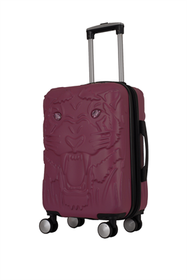 IT Luggage 2251 ABS Büyük Boy Valiz Mor