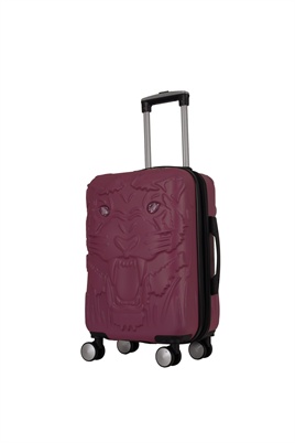 IT Luggage 2251 ABS Kabin Boy Valiz Mor