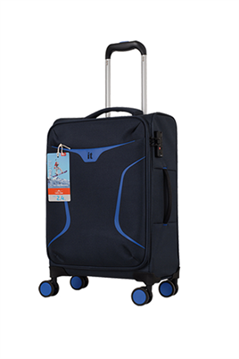 IT Luggage 2265 Kumaş Orta Boy Valiz Lacivert