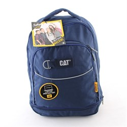 Cat 83296 Caterpillar Backpack Expandable Erkek Sırt Çantası Lacivert